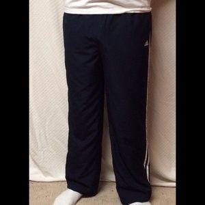Adidas size XL warmup pants.